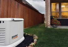 Backup home generators