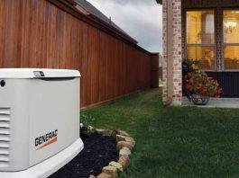 Backup home generators