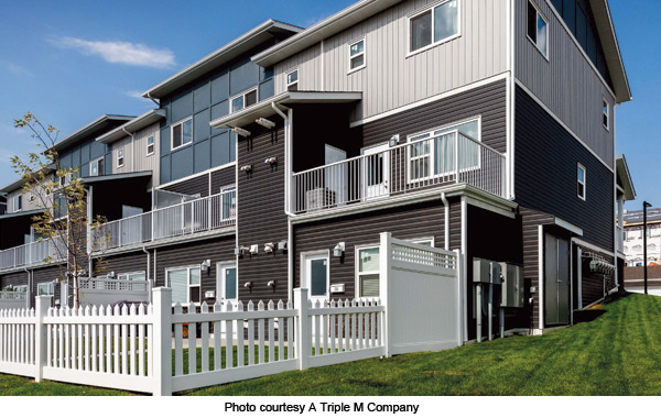 Factory finish - factory-build housing has always helped Canadians in times of crisis