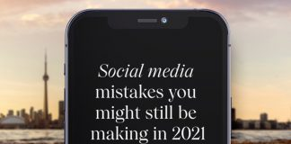 5 social media mistakes you might still be making in 2021